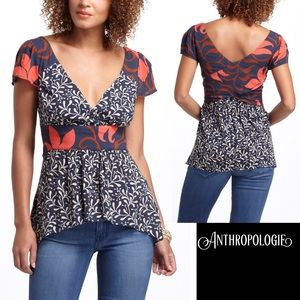 ANTHROPOLOGIE blouse ~ coming soon!
